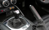 Abarth 124 Spider manual gearbox