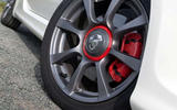 Abarth 595 alloy wheels