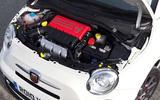 1.4-litre Abarth 595 petrol engine