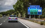 Mercedes E300 hybrid from Africa to Goodwood - picture special