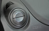 Alfa Romeo Mito air vents