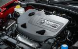 1.4-litre Alfa Romeo Mito TwinAir engine