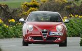 Alfa Romeo Mito TwinAir front end