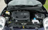0.9-litre Alfa Romeo Mito petrol engine