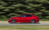£55,000 Alfa Romeo Giulia Quadrifoglio