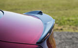 Alfa Romeo Giulia rear spoiler