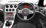 Alfa Romeo 159 dashboard
