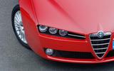 Alfa Romeo 159 headlights