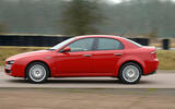 Alfa Romeo 159 side profile