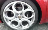 Ten minutes behind the wheel of an Alfa Romeo 4C