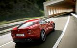 Alfa Romeo 8C rear