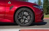 Alfa Romeo Giulia Quadrifoglio front end