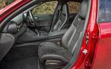 Alfa Romeo Giulia Quadrifoglio interior