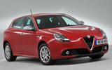3.5 star Alfa Romeo Giulietta