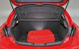 Alfa Romeo Giulietta boot space