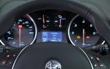 Alfa Romeo Giulietta instrument cluster