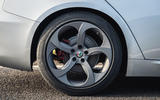 Alfa Romeo Giulia alloy wheels