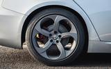 Alfa Romeo Giulia alloy wheels