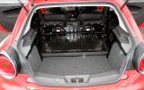 Alfa Romeo Mito's boot