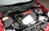 Alfa Mito's Multiair engine