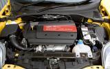 Alfa Romeo Mito Cloverleaf's engine