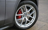 Alfa Romeo Stelvio alloy wheels