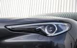 Alfa Romeo Stelvio headlights