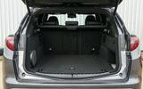 Alfa Romeo Stelvio boot space