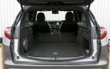 Alfa Romeo Stelvio extended boot space