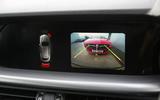 Alfa Romeo Stelvio reversing camera