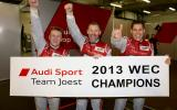 Quick news: McNish crowned WEC champion, auto 'box for Fiesta Ecoboost