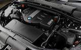 3.0-litre twin-turbo Alpina B3 S engine