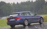 Alpina B5 rear quarter