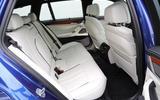 Alpina B5 rear seats