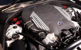 Alpina B6 Biturbo's 4.4-litre engine