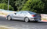 Alpina B4 and B6 spotted