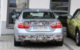 Frankfurt motor show 2013: Alpina B4 and B6 Gran Coupe
