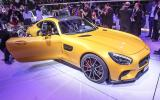 New Mercedes-AMG GT revealed in Paris
