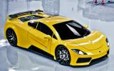 New Arash AF8 supercar revealed
