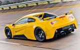 New Arash AF8 supercar revealed