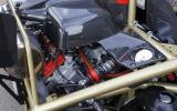 The Hartley V8 in the Ariel Atom