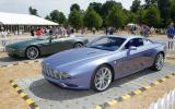 Aston Martin Virage Shooting Brake Zagato revealed