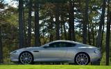 Stiffer Aston Martin DB9 structure