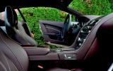 Aston Martin DB9 front seats