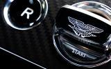 Aston Martin DB9 ignition button