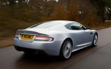 Aston Martin DBS rear