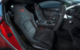 Aston Martin Vantage GT8 front space