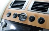 Aston Martin's auto gearbox