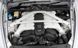 550bhp V12 Aston Martin Rapide engine
