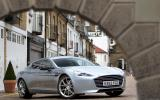 Four star Aston Martin Rapide